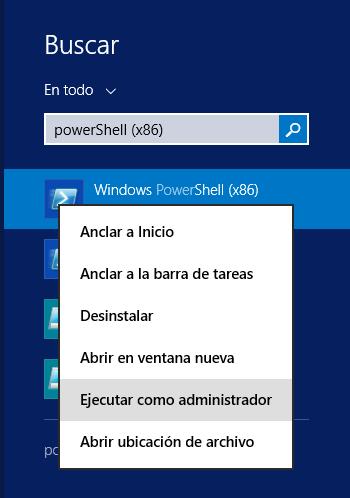Comprobar la versión actual de PowerShell instalada en el equipo