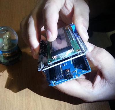 Cómo conectar display LCD Keypad Shield a Arduino UNO