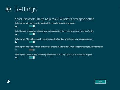 Instalar Windows 8 Consumer Preview