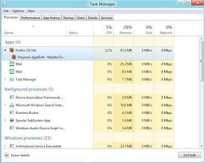 Un paseo por Windows 8 Consumer Preview, probando aplicaciones