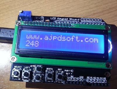 Conectar pantalla LCD a Arduino UNO e interactuar con ella, mostrar temperatura