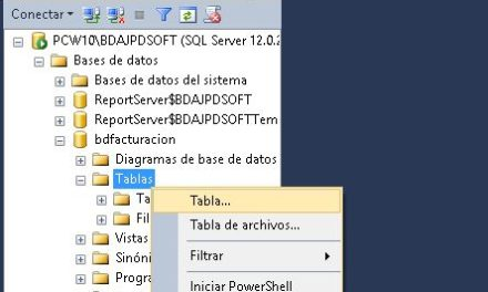 Instalar Microsoft SQL Server 2014 Express en Windows 10