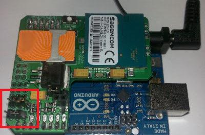 Realizar una conexión a Internet con la placa Arduino y un módulo GPRS GSM