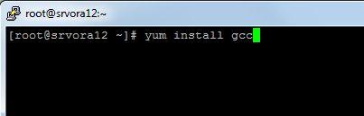 Instalar paquetes necesarios para Oracle 12c en Linux CentOS 7