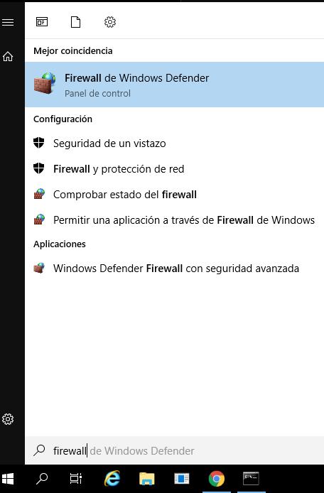 Configurar acceso externo a Oracle Database 19c en Windows Server 2019