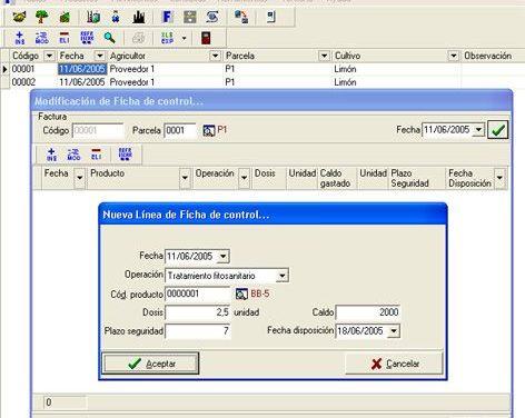 AjpdSoft Trazabilidad de Productos Fitosanitarios Código Fuente Delphi 6