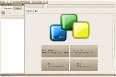 Mi primera aplicación Linux en C++ con Codelite Open Source