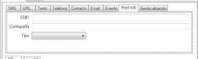 Crear aplicación proyecto VB.Net y diseño AjpdSoft Generador y lector códigos QR