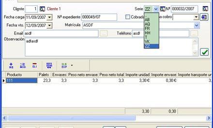 Serialización de facturas y albaranes con Delphi