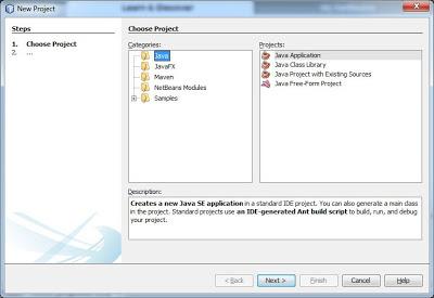 Cómo realizar mi primera aplicación Java con NetBeans