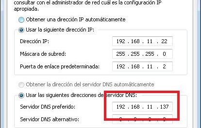 Montar servidor de DNS en Microsoft Windows Server 2008