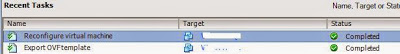 Ampliar asignación de tamaño de disco duro de la máquina virtual en VMware ESXi