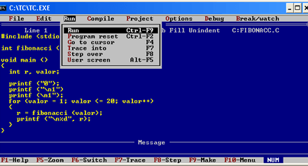 Introducción al lenguaje de programación ANSI C