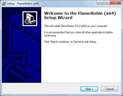 Administrar servidor Firebird con FlameRobin en modo gráfico