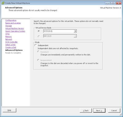 Crear máquina virtual Linux Mint en VMware ESXi desde VMware vSphere Client