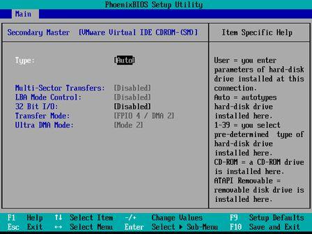 Algunas opciones interesantes de la BIOS