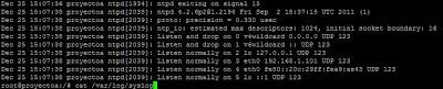 Establecer la Hora ROA en un PC con Linux