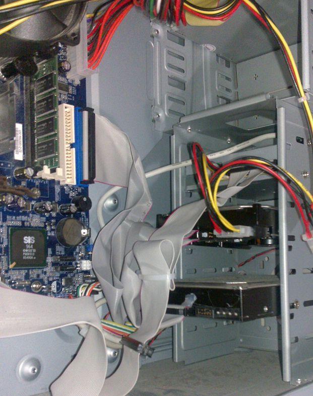 Añadir una unidad de disco (disco duro) a GNU Linux Ubuntu Server - Disco duro nuevo conectado