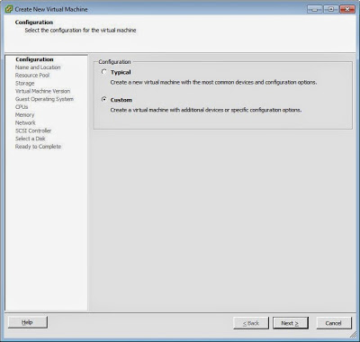 Crear máquina virtual en VMware ESXi para instalar Windows Server 2012