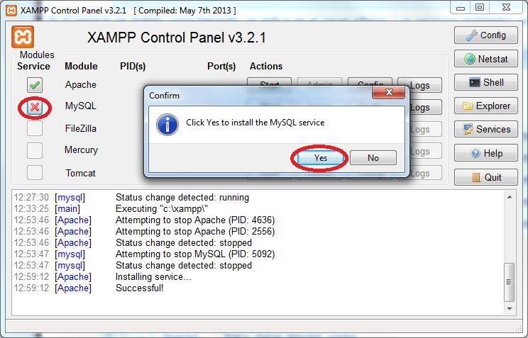 Descarga e instalación de XAMPP (Apache, PHP, MySQL y phpMyAdmin)