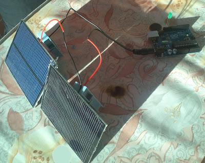 Alimentación eléctrica para Arduino UNO