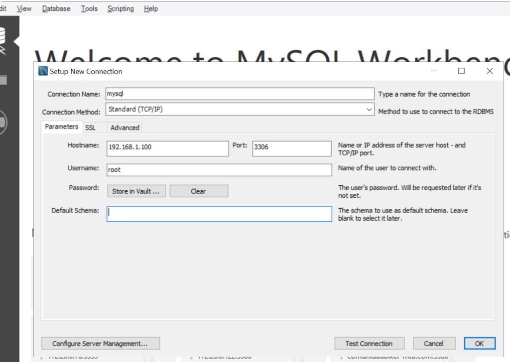 Agregar función a MySQL Server desde MySQL Workbench