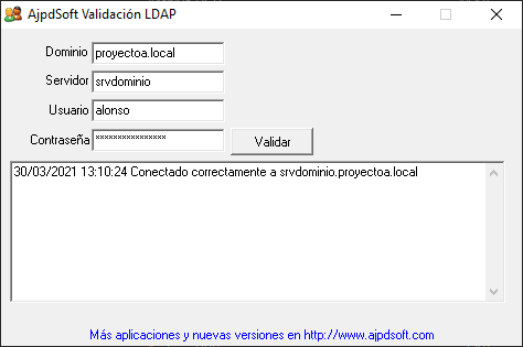 Active Directory Service Interfaces and Delphi ADSI Código Fuente Delphi 6 para LDAP