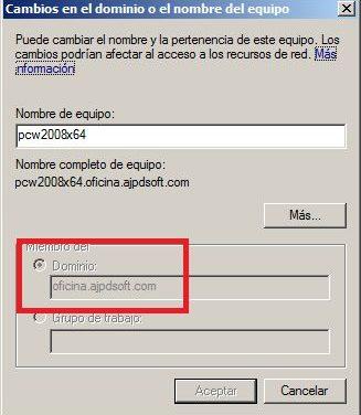 Instalar Active Directory, promocionar controlador dominio, Windows Server 2008