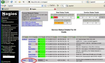 Monitorizar servicio que no abre puertos en Nagios, instalar SNMP en Windows