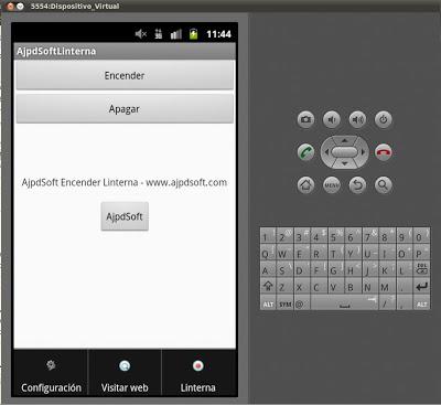 Menús en Android, cómo añadir menús a nuestras aplicaciones Android Java Eclipse