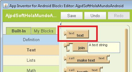 Desarrollar aplicaciones Android con Google App Inventor de forma visual