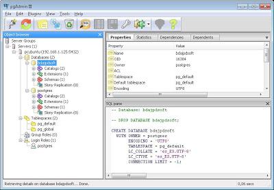 Configurar PostgreSQL de Linux Ubuntu Server para permitir conexiones externas