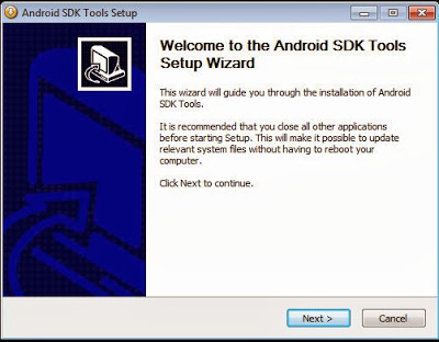 Instalar emulador de Android en Windows 7 con Android SDK Tools