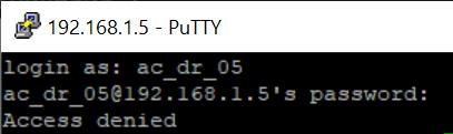 Deshabilitar - Bloquear - Desactivar usuario el Linux