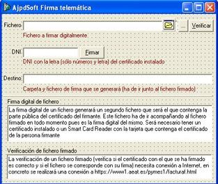 Cómo firmar digitalmente una factura facturación telemática mediante Delphi 6