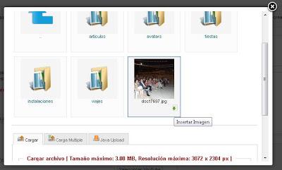 Instalar y administrar galería de fotos gratuita Phoca Gallery 3.2 en Joomla 2.5