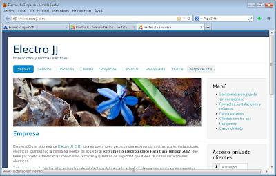 Añadir sección Mapa del sitio sitemap en Joomla 3 con Xmap