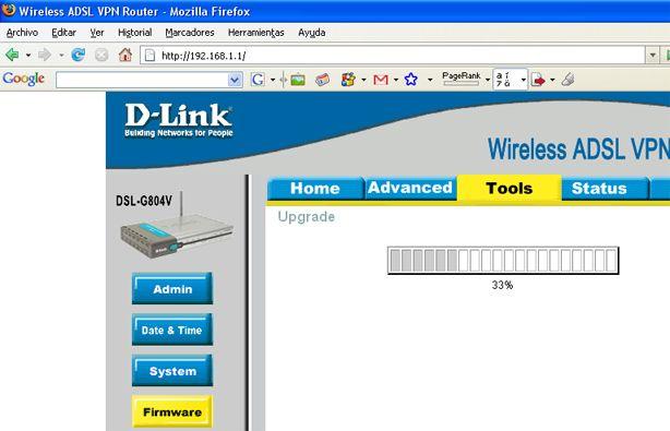 Cómo actualizar el firmware de algunos dispositivos router y BIOS de PC