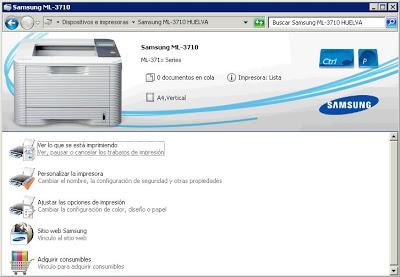 Instalar impresora de red con IP en Windows Server 2008