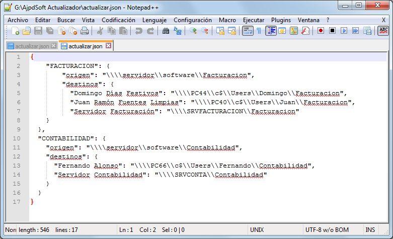 Funcionamiento y utilidad del código JavaScript