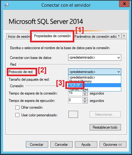 Solución al error 233 al conectar a base de datos SQL Server