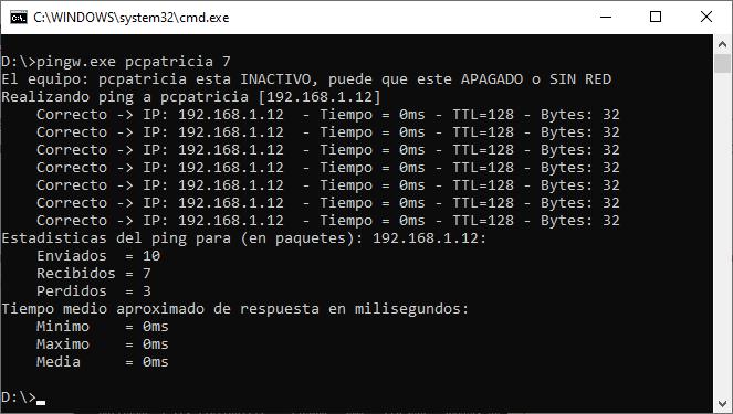 AjpdSoft Ping Código Fuente en Delphi