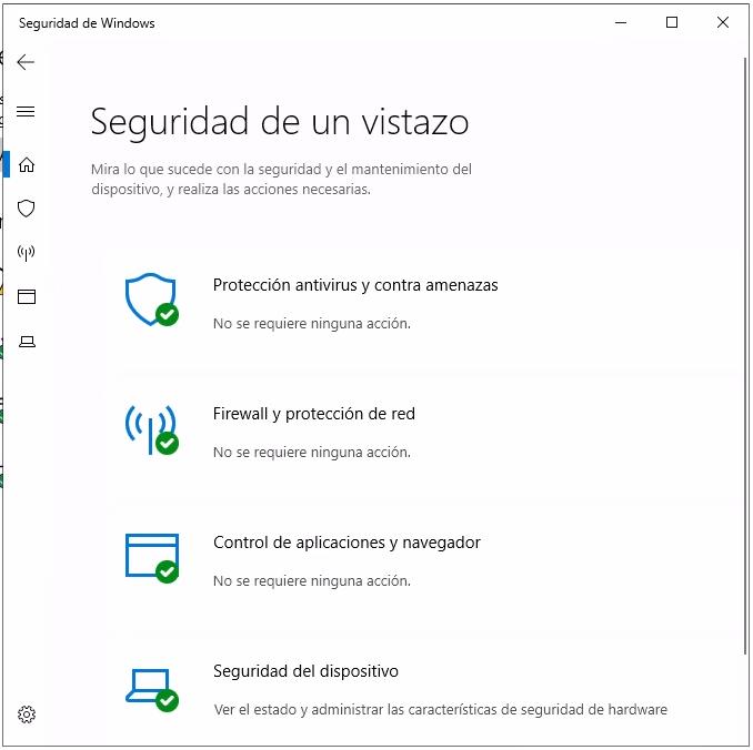 Windows defender mejorado