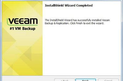 Copia de seguridad gratuita de máquinas virtuales VMware ESX con Veeam Backup