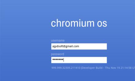 Probando Google Chrome OS o Chromium en VMware Workstation