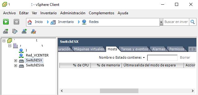 Finalización del proceso de migración de VDS 5.5 a VDS 6.0 en un entorno vCenter Server