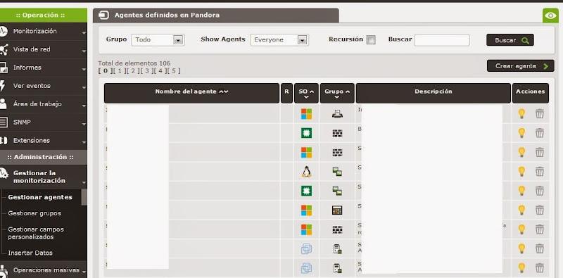 Añadir agente para monitorizar switch Cisco en Pandora FMS
