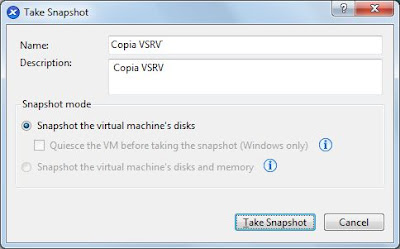 Realizar copia de seguridad de máquina virtual en caliente en Citrix XenServer desde XenCenter