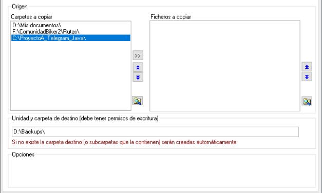AjpdSoft Copia de seguridad Código fuente Delphi 6