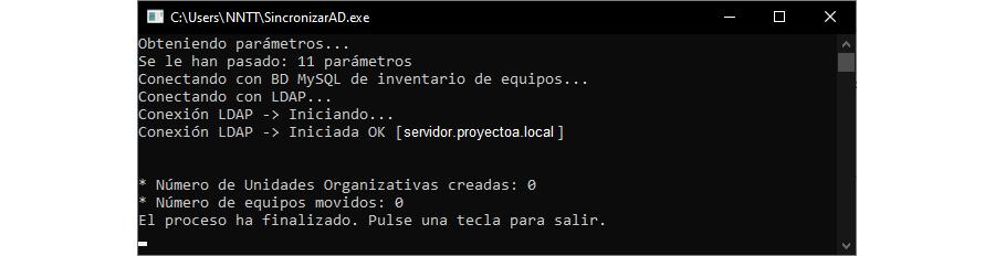 ProyectoA Sincronizar AD Código Fuente C#